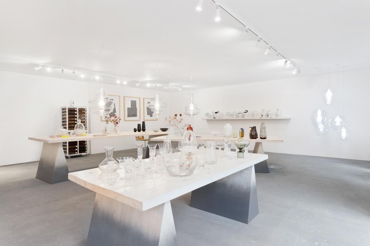 Cihelna Concept Store / vznik a celkový koncept obchodu