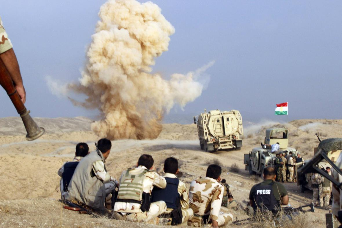 Kurdské síly