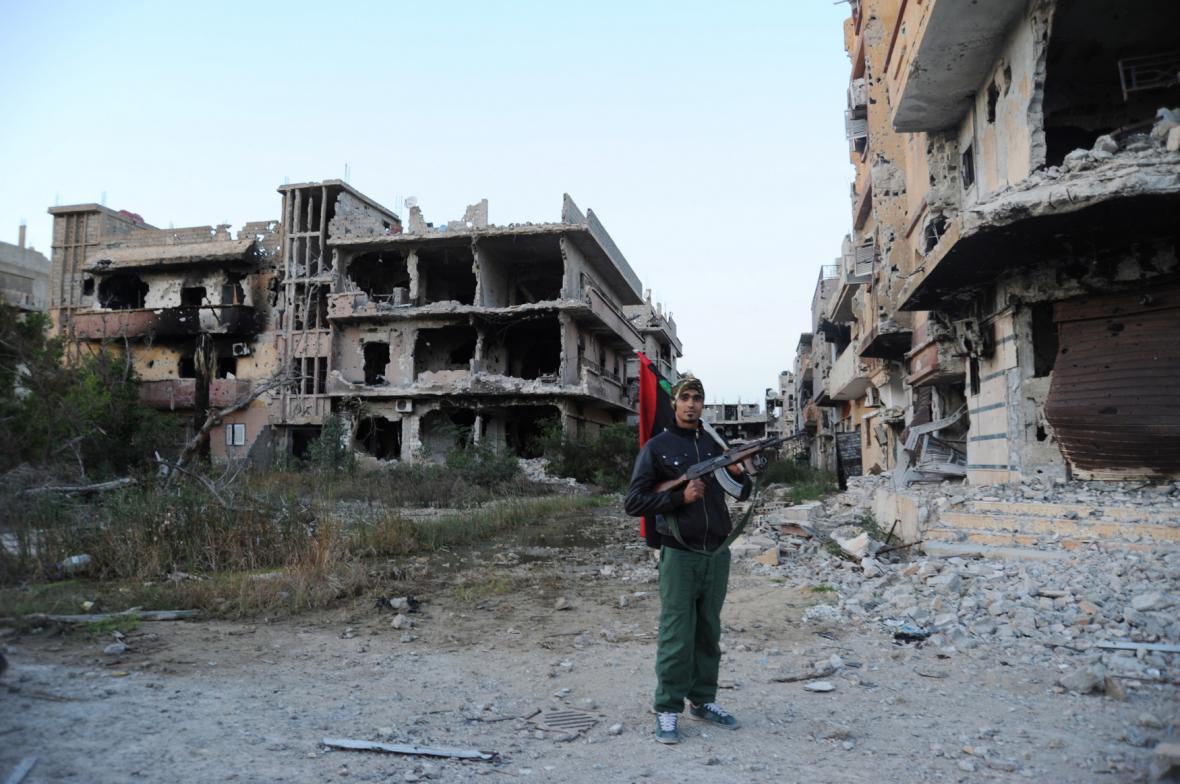 Libyjská armáda vítězí v benghází