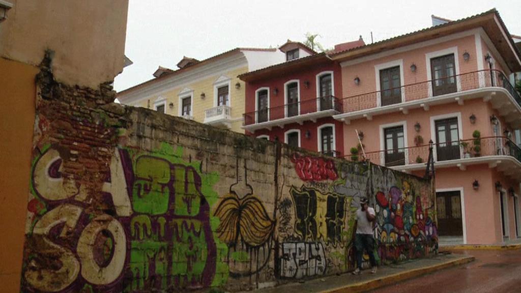 Do centra panamské metropole se dřív mnoho lidí neodvážilo