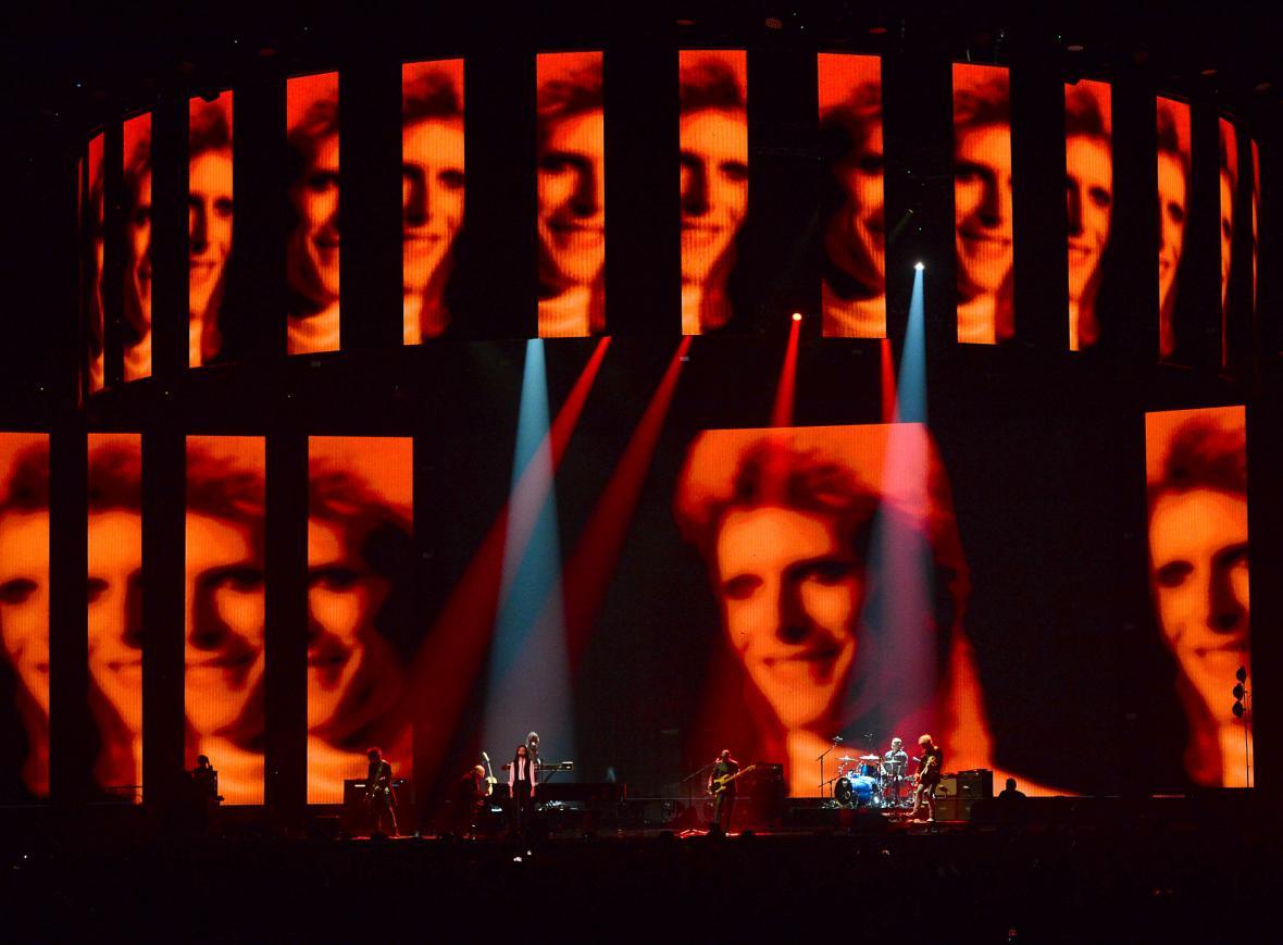 Brit Awards uctili Davida Bowieho