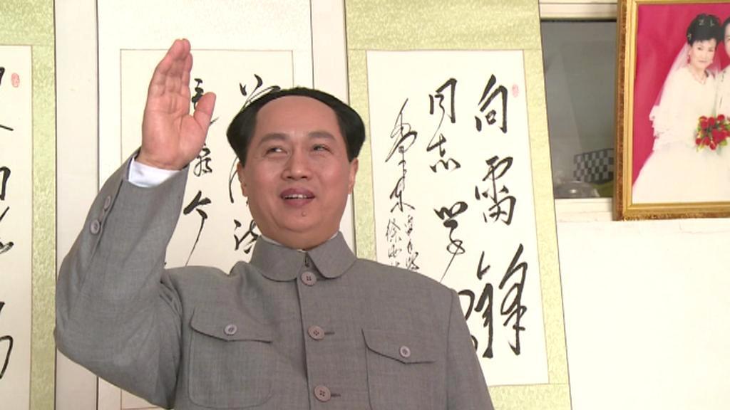 Imitátor Mao Ce-tunga