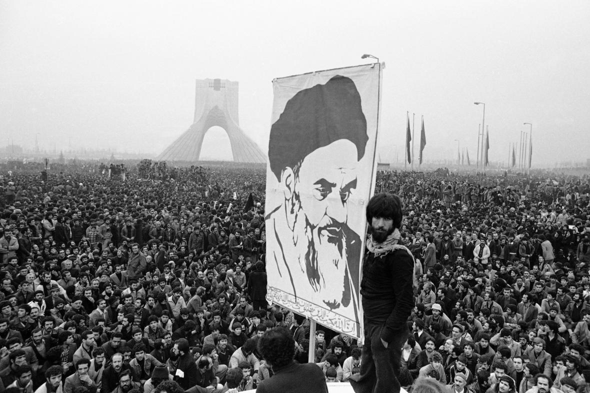 Islámská revoluce v Íránu