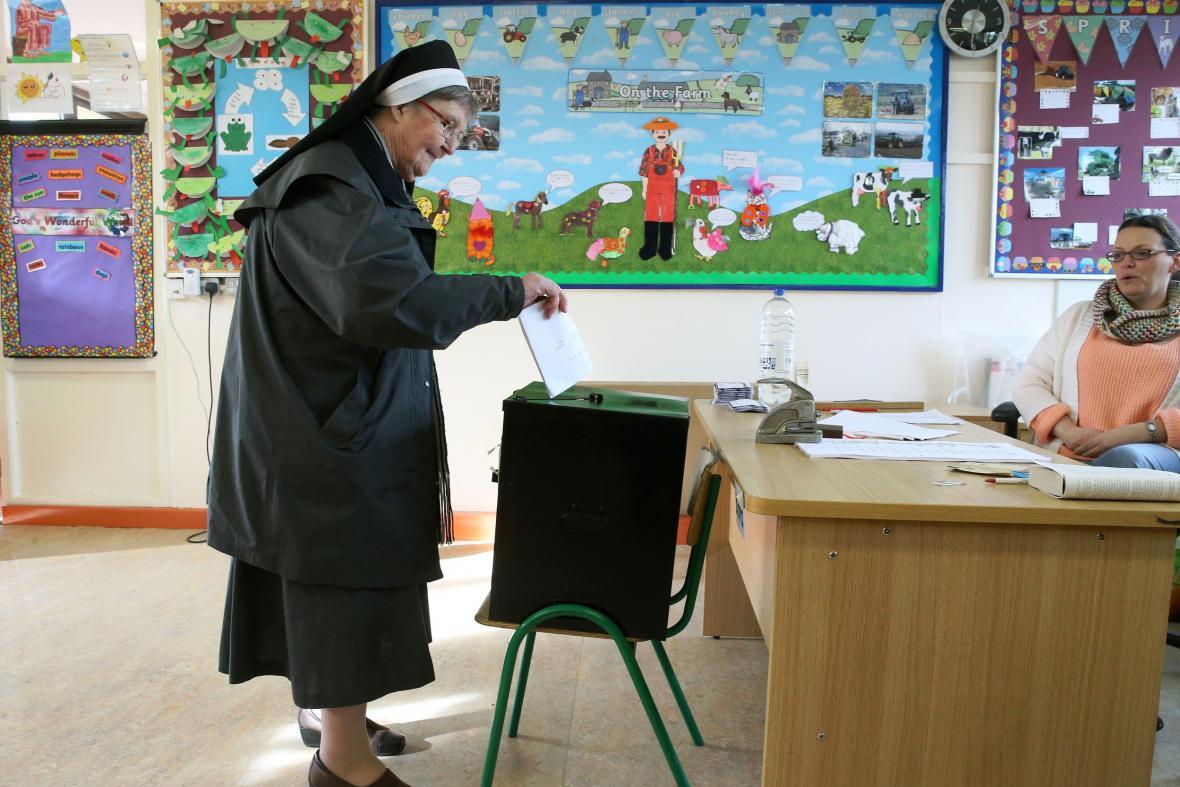 Parlamentní volby v Irsku