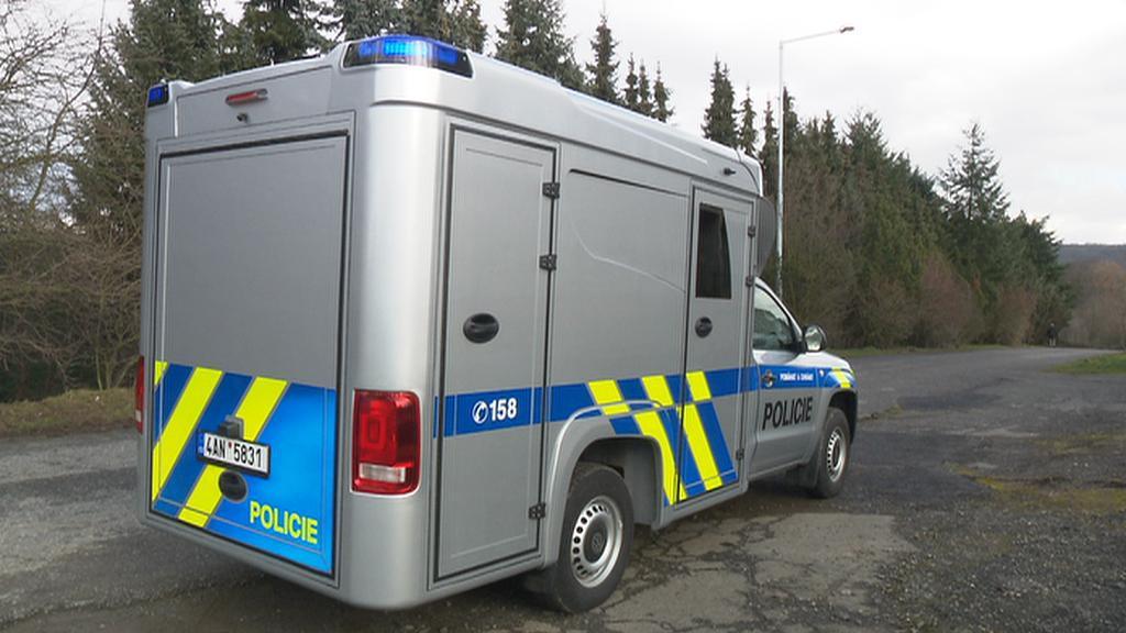 Policejní laboratoř