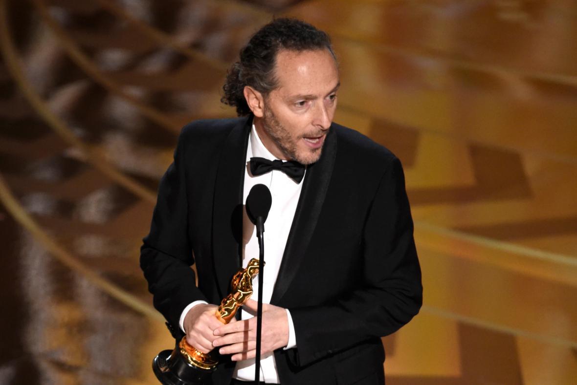 Nejlepší kameraman Emmanuel Lubezki