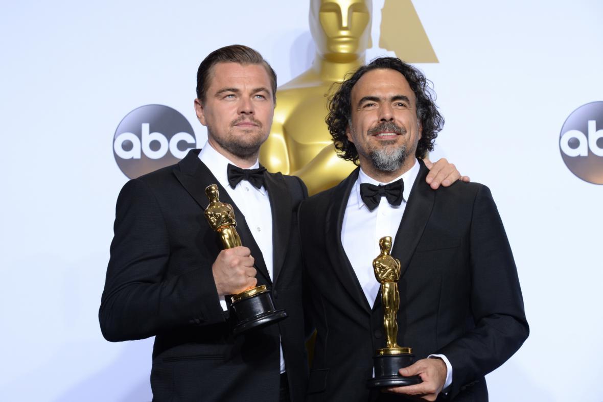 Leonardo DiCaprio a Alejandro González Iñárritu
