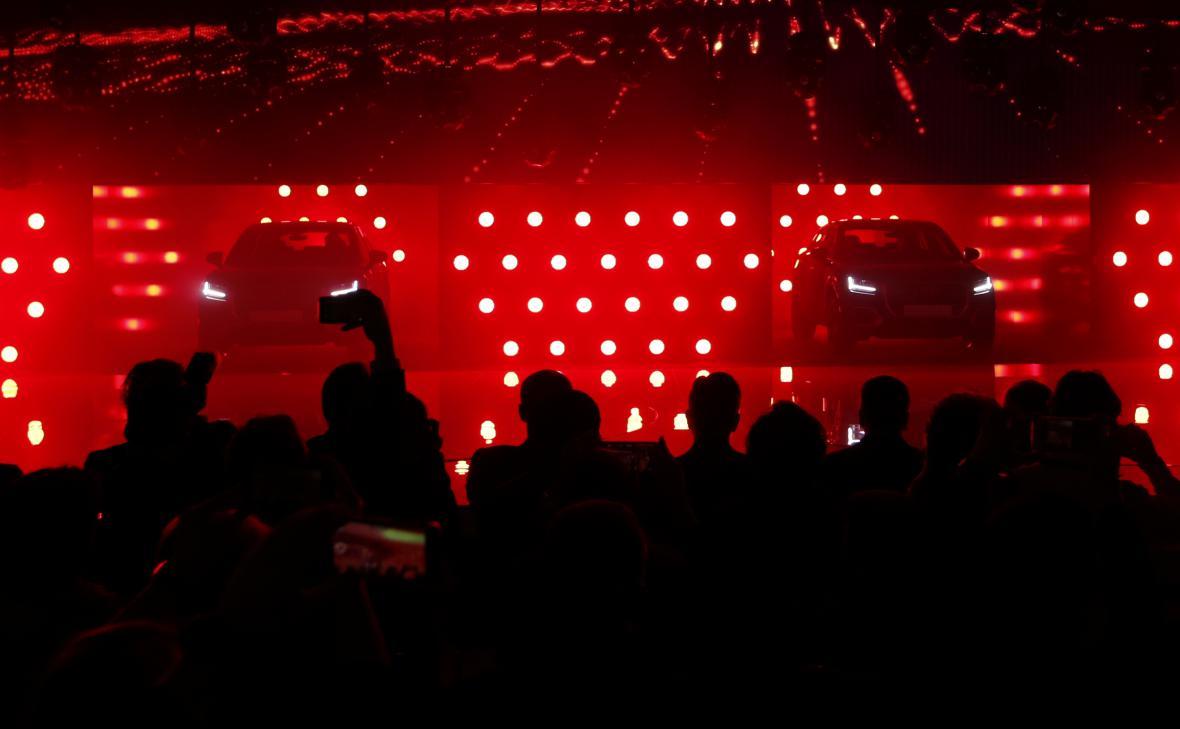 Prezentace Audi Q2 v Ženevě