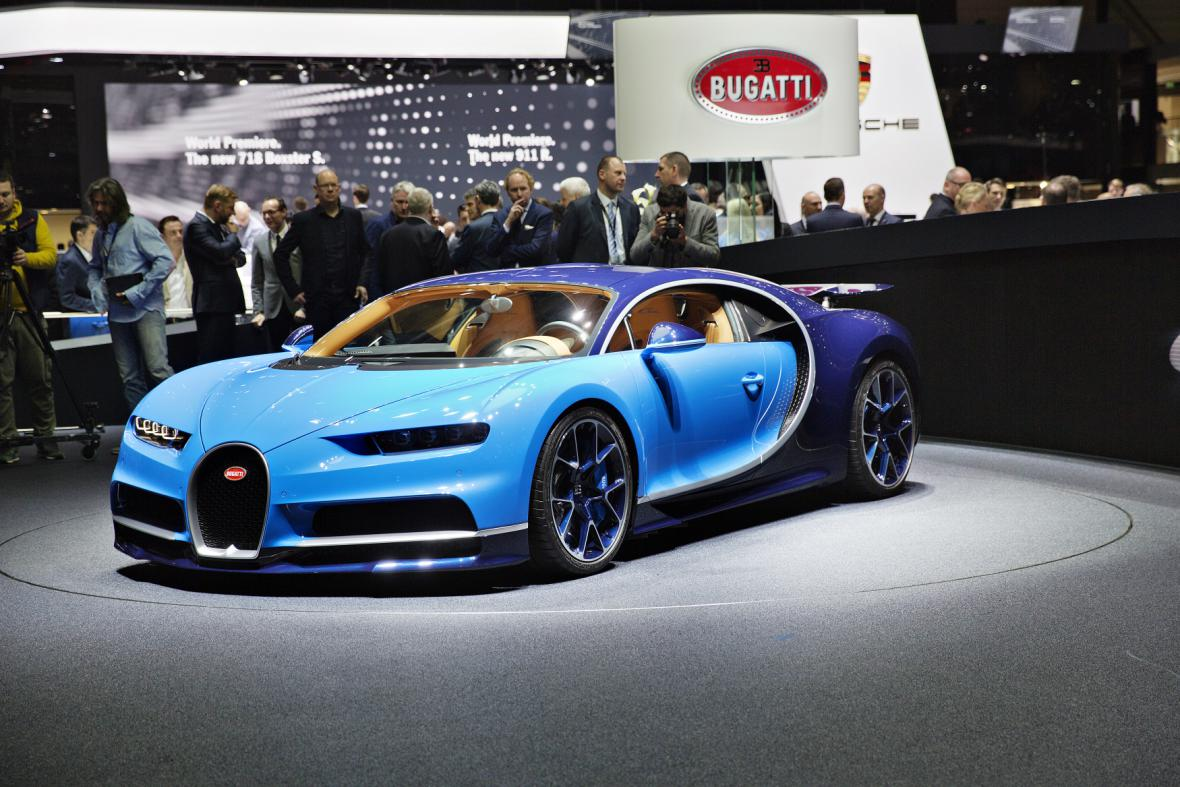 Supersport Bugatti Chiron