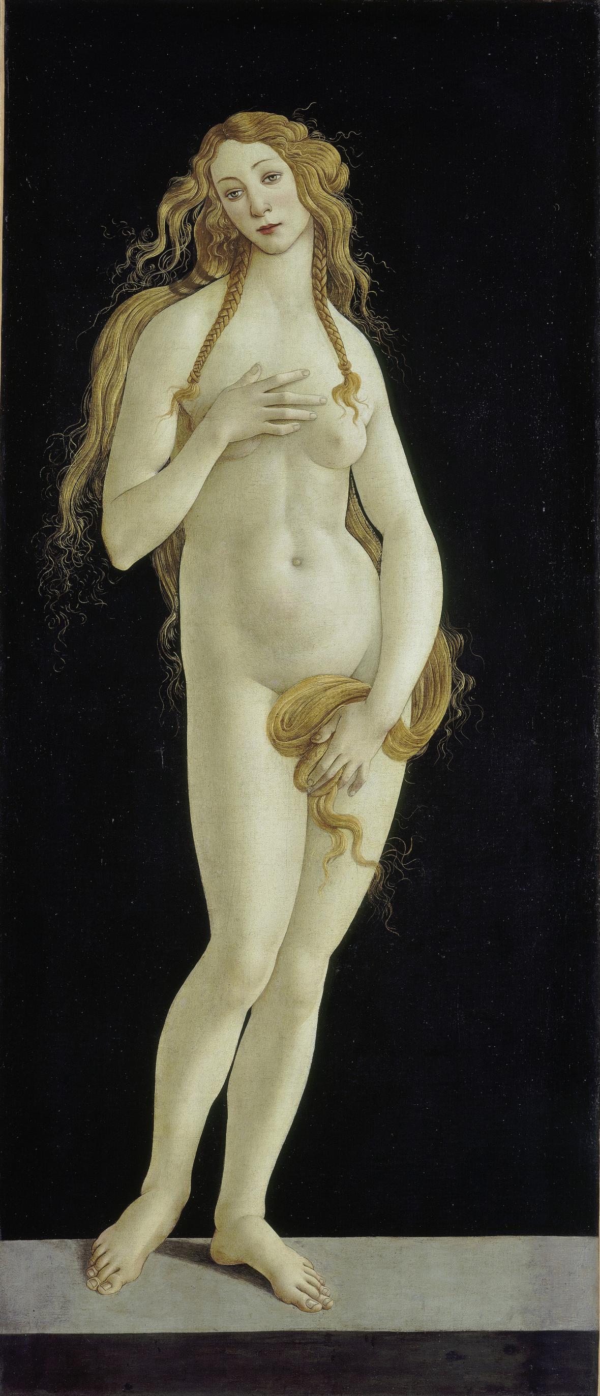 Sandro Botticelli / Venuše, 1490