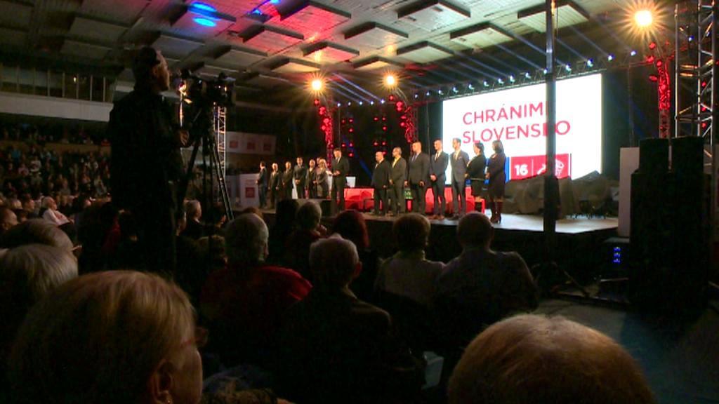 Předvolební kampaň na Slovensku