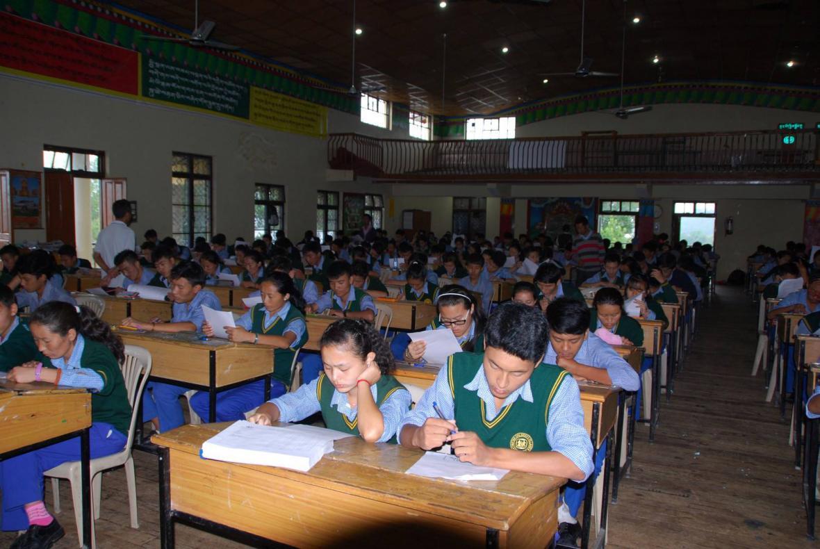 Škola v Biru