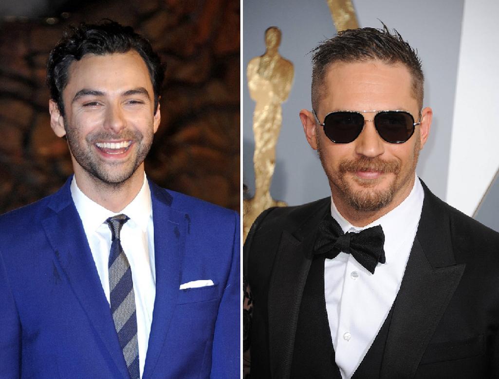 Údajní adepti na Jamese Bonda: Aidan Turner a Tom Hardy