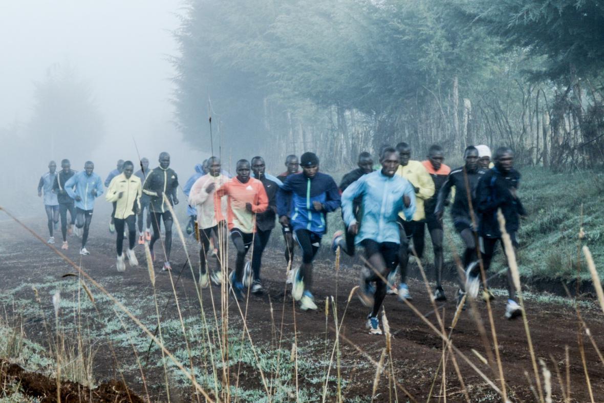 Běh na dlouhou trať