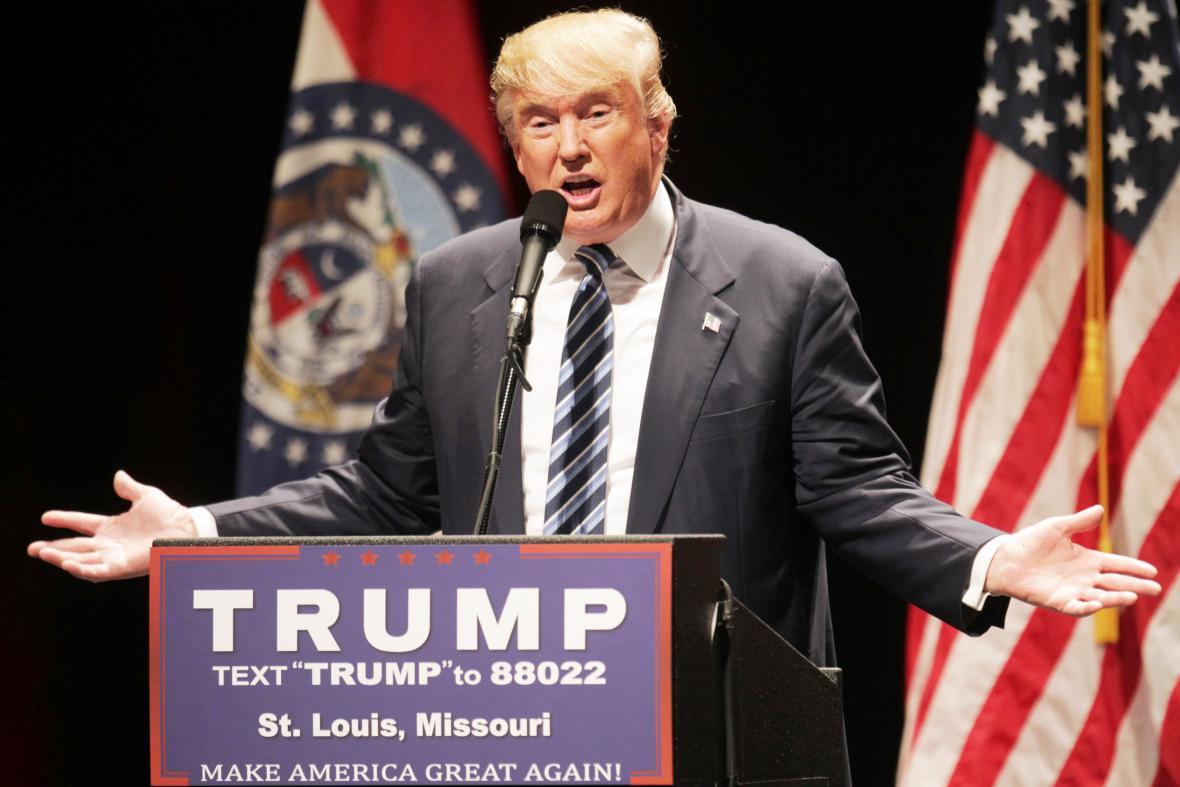 Donald Trump v Peabody Opera House v Missouri