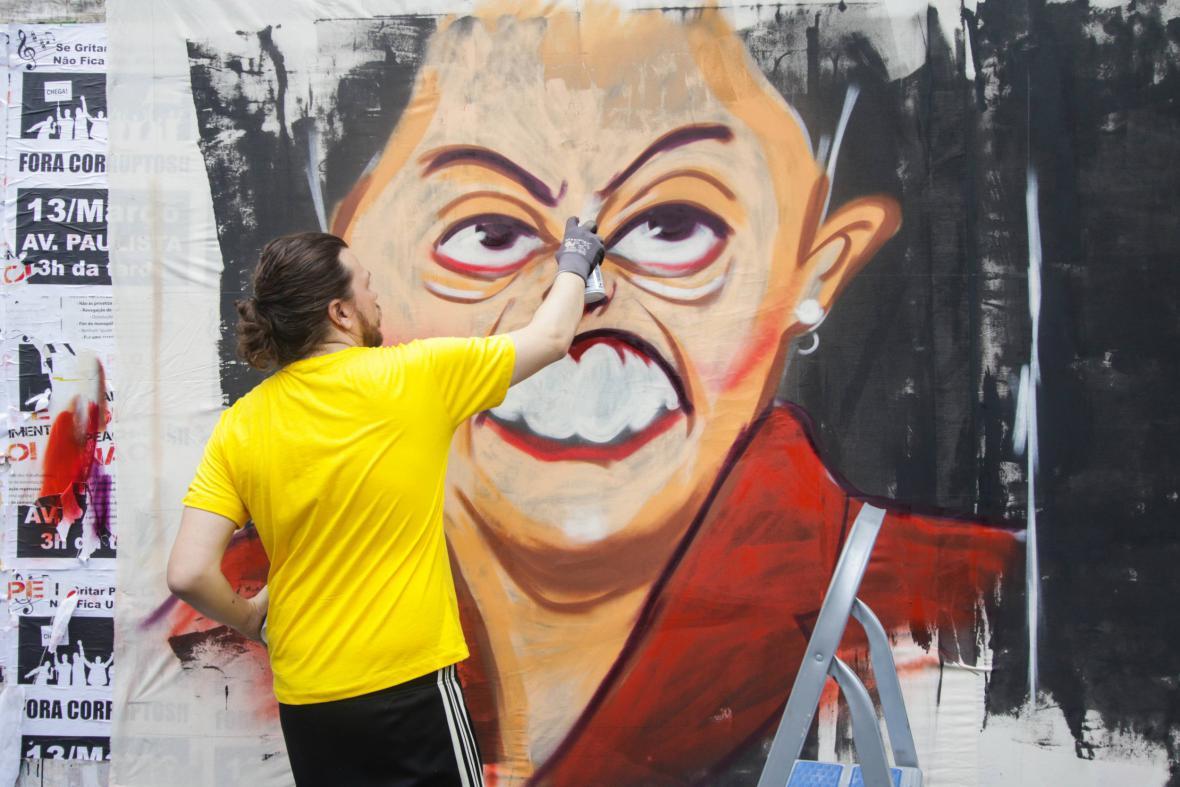 Protesty v Brazílii