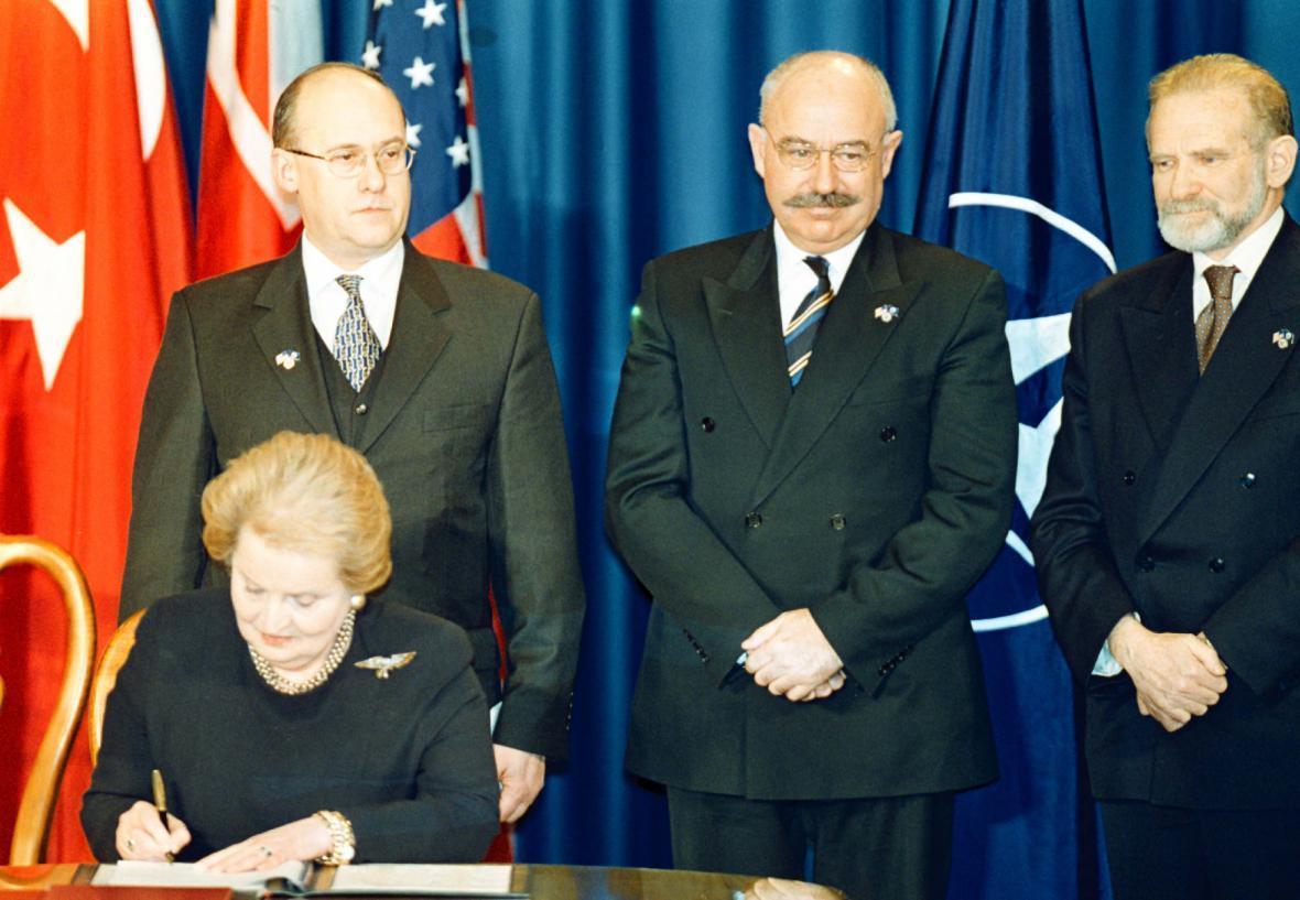 Vstup do NATO