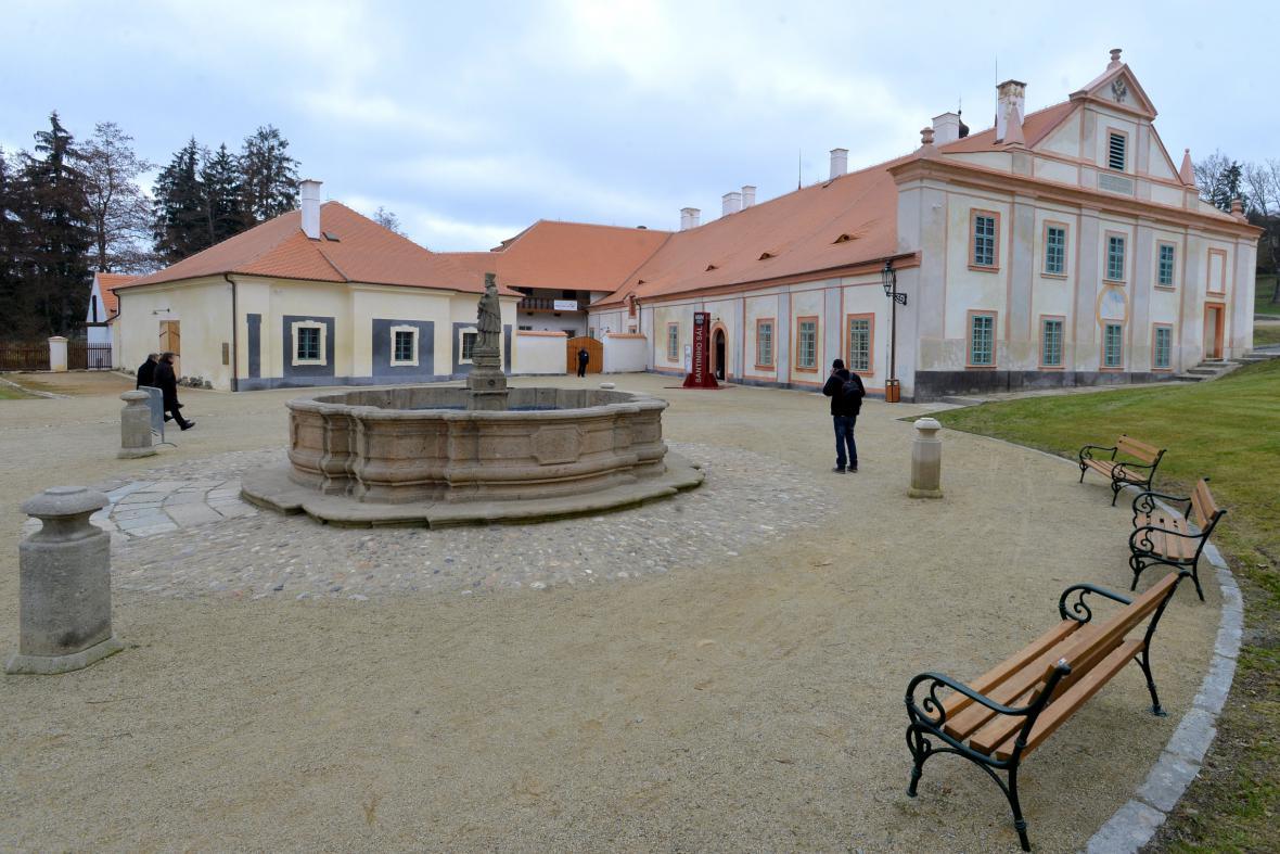 Centrum stavitelského dědictví v Plasech