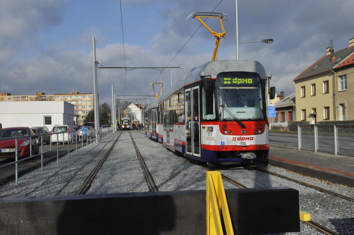 Olomoucká tramvaj