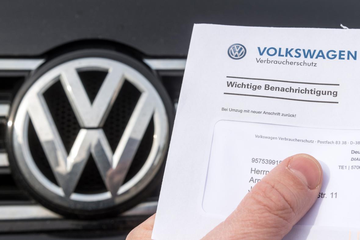 Skandál Volkswagenu