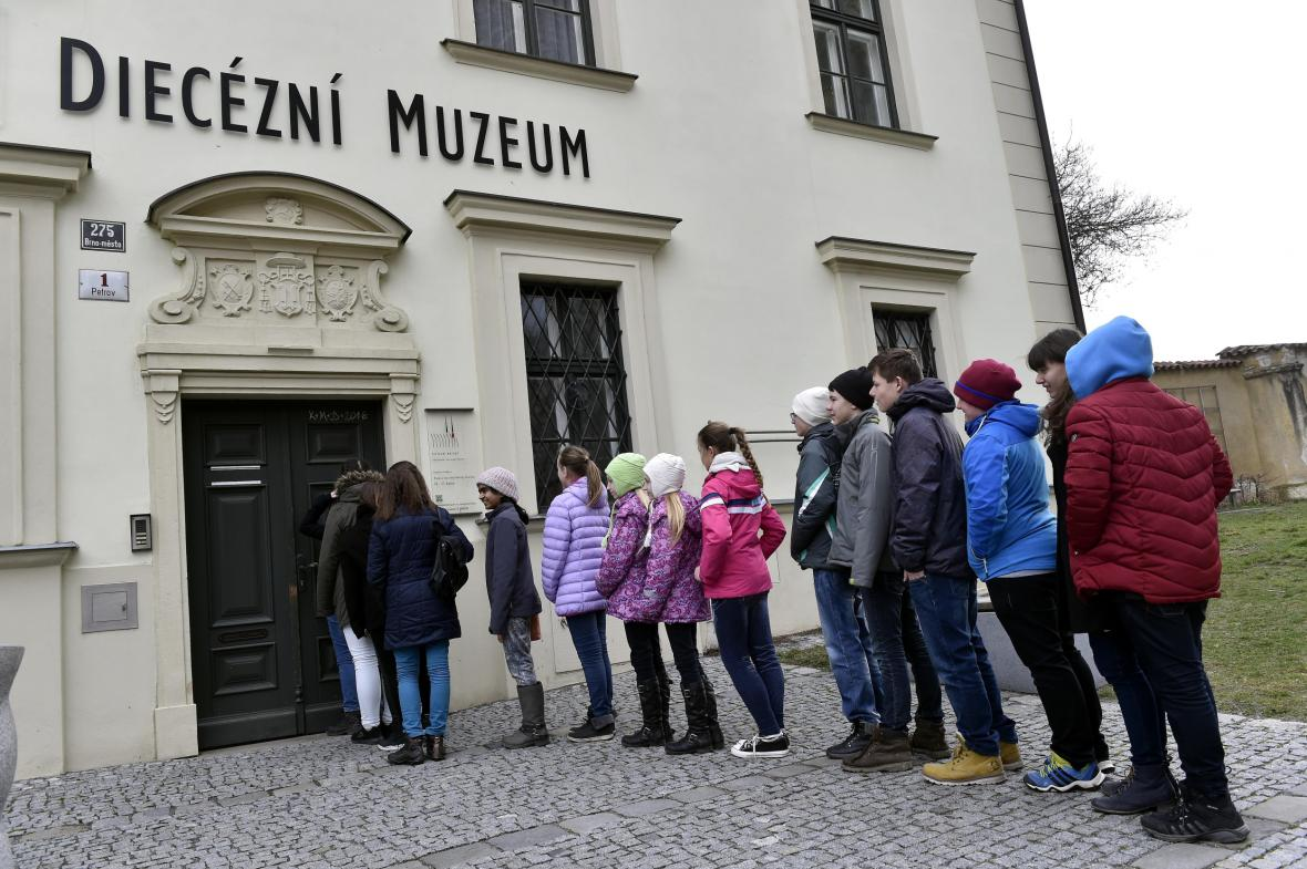 Diecézní muzeum v brně