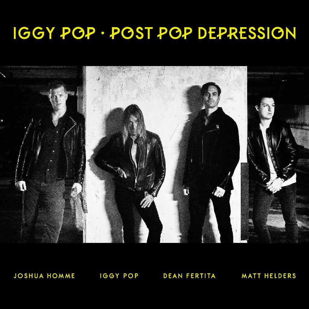 Iggy Pop / Post Pop Depression