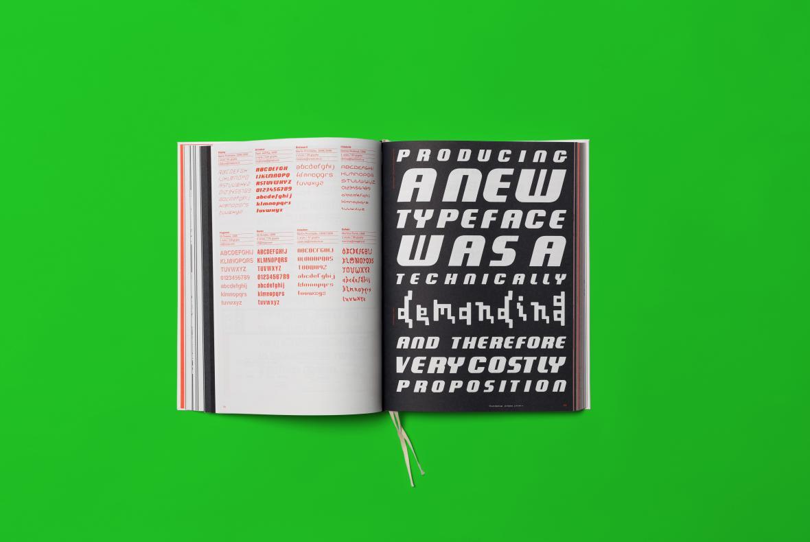 TYPO 9010 - České digitalizované písmo 1990–2010