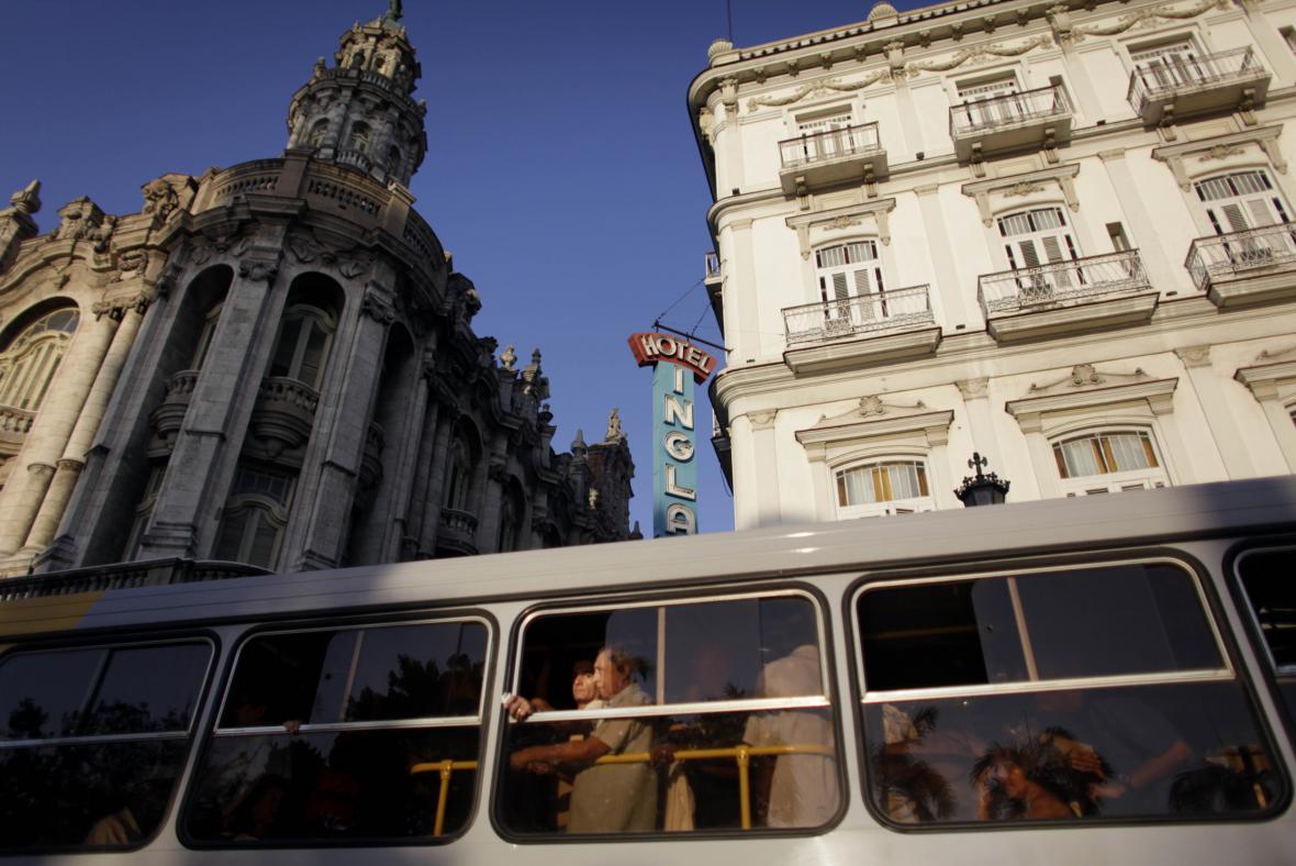 Hotely na Kubě