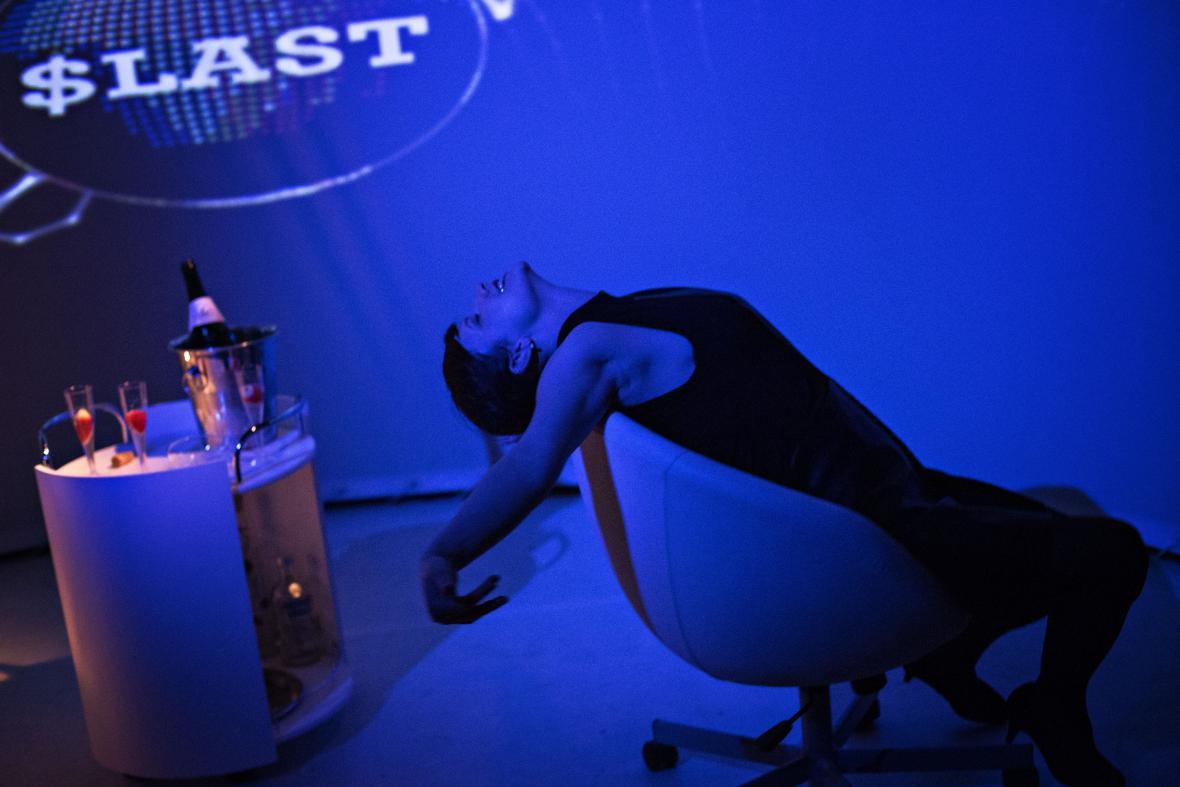 Divadelní představení Slast
