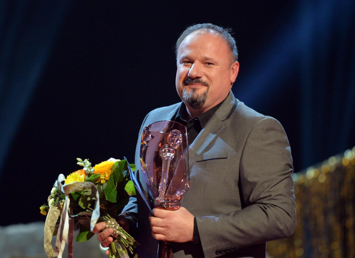 Thálie za rok 2015: opera muži - Jaroslav Březina