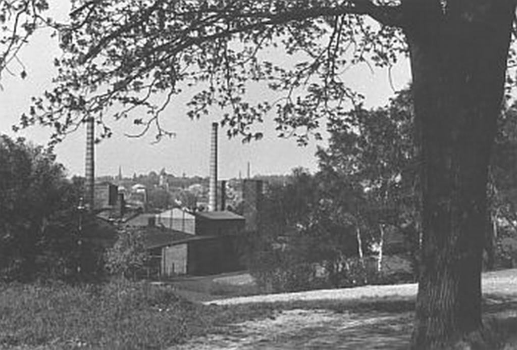 Továrna Benar v Hrádku nad Nisou
