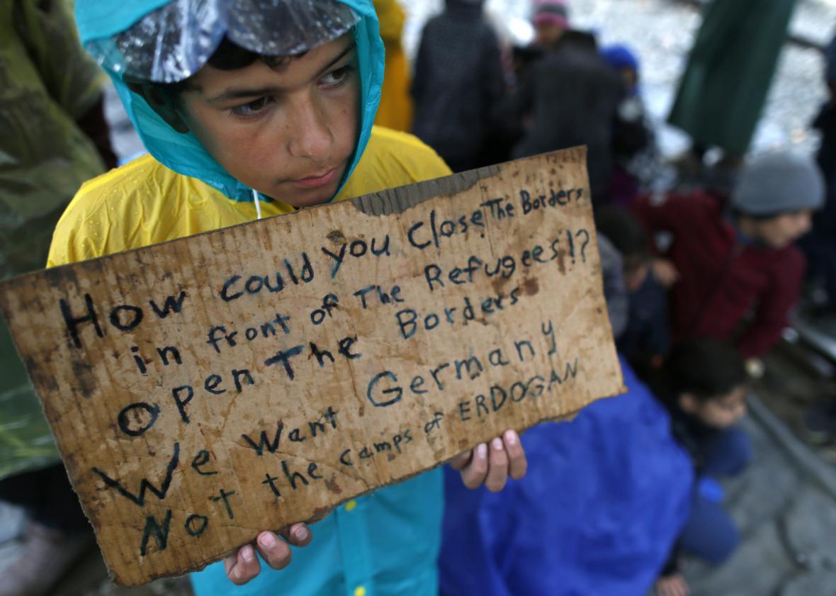 Uprchlík