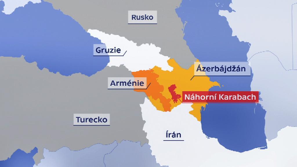 Oblast Náhorní Karabach