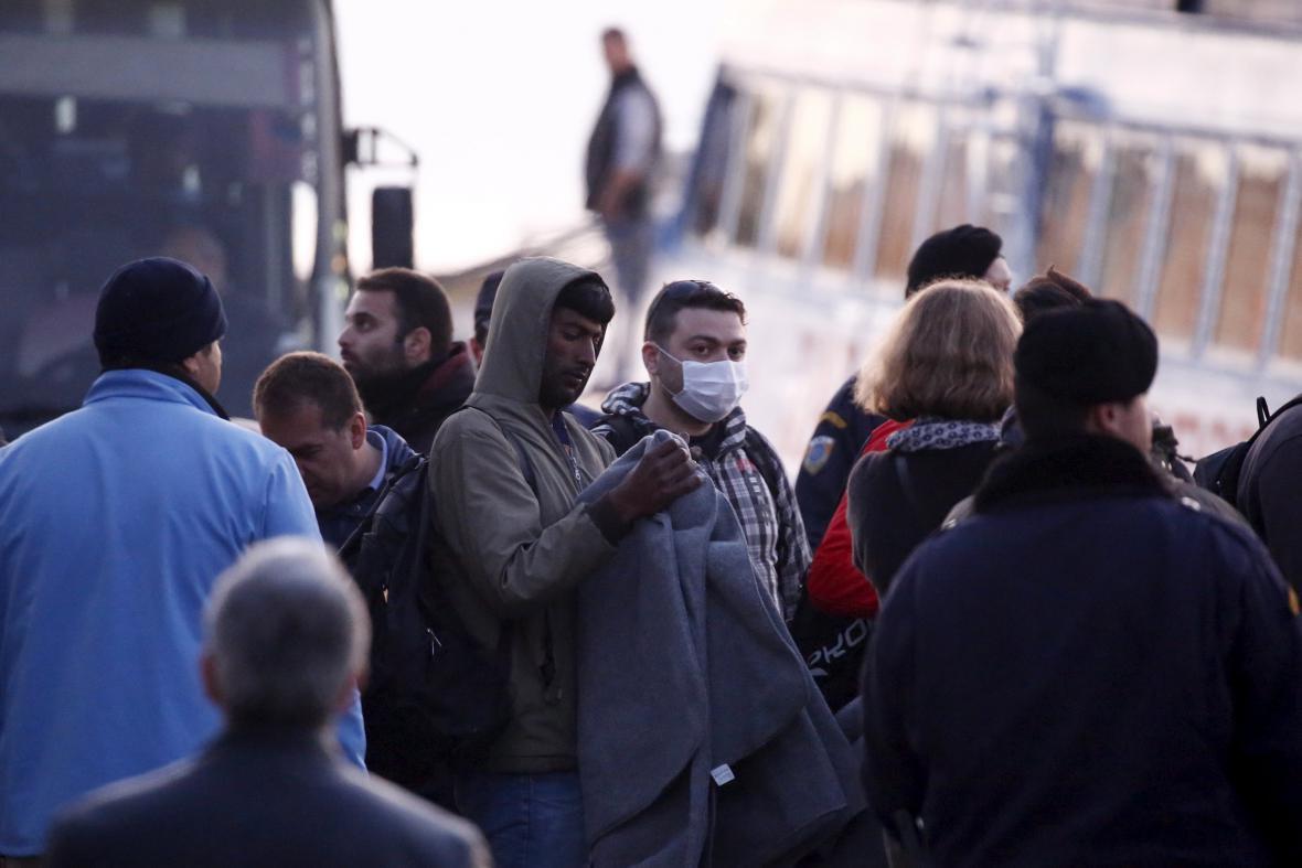 Vracení běženců do Turecka