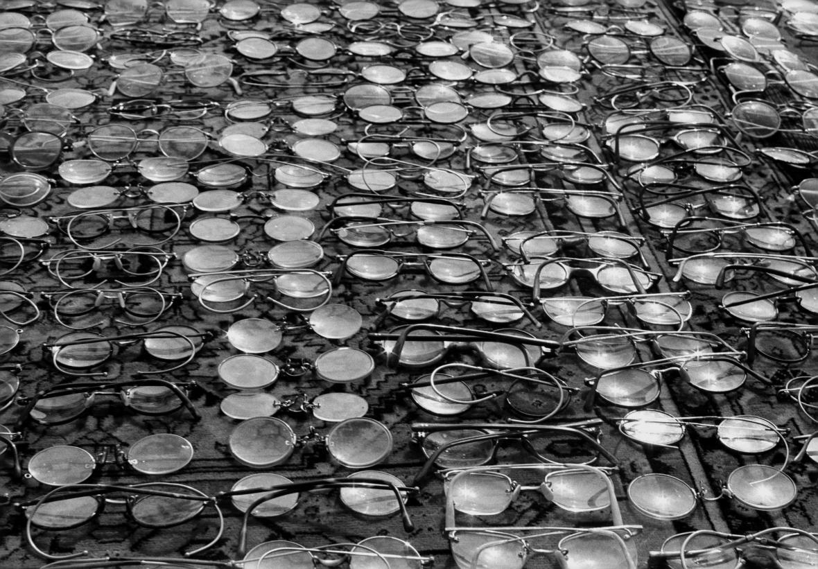 Petr Sirotek / Brýle, Amsterdam 1986