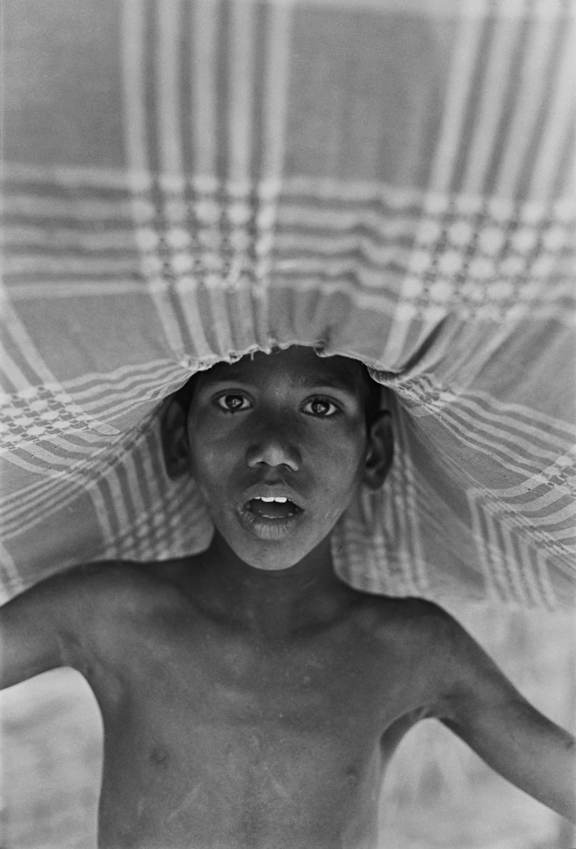 Petr Sirotek / Kluk, Nepál 1973