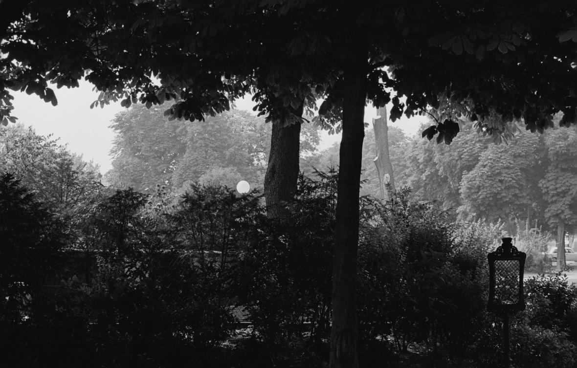 Petr Sirotek / Park, Paříž 1976