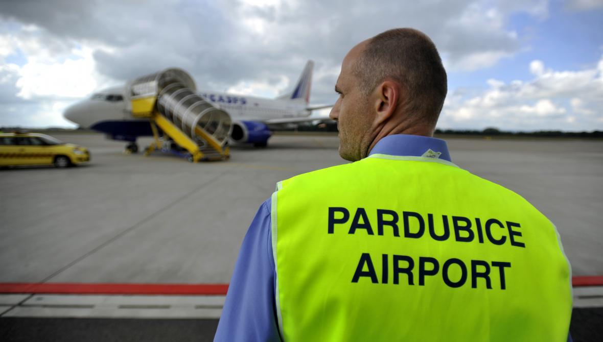 Pardubické letiště zažívá těžké časy