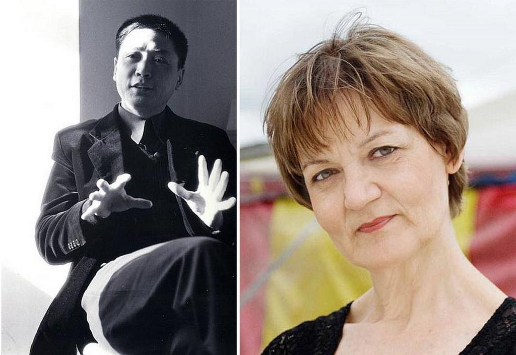 Laureáty Ceny H. Ch. Andersena 2016: Cao Wenxuan a Rotraut Susanne Bernerová
