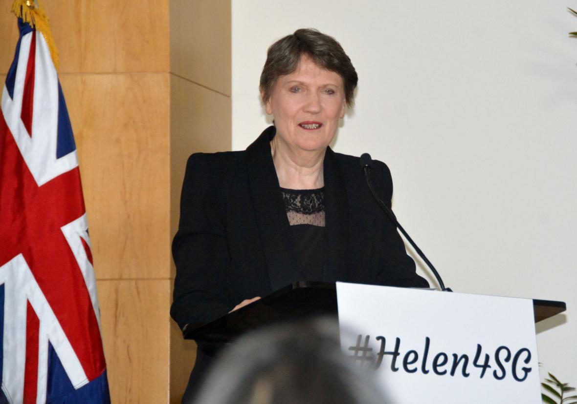 Helen Clarková