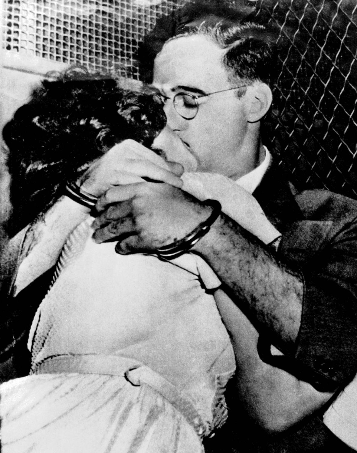 Ethel a Julius Rosenbergovi
