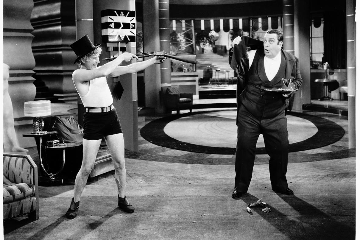Lovci divoké zvěře (1930)