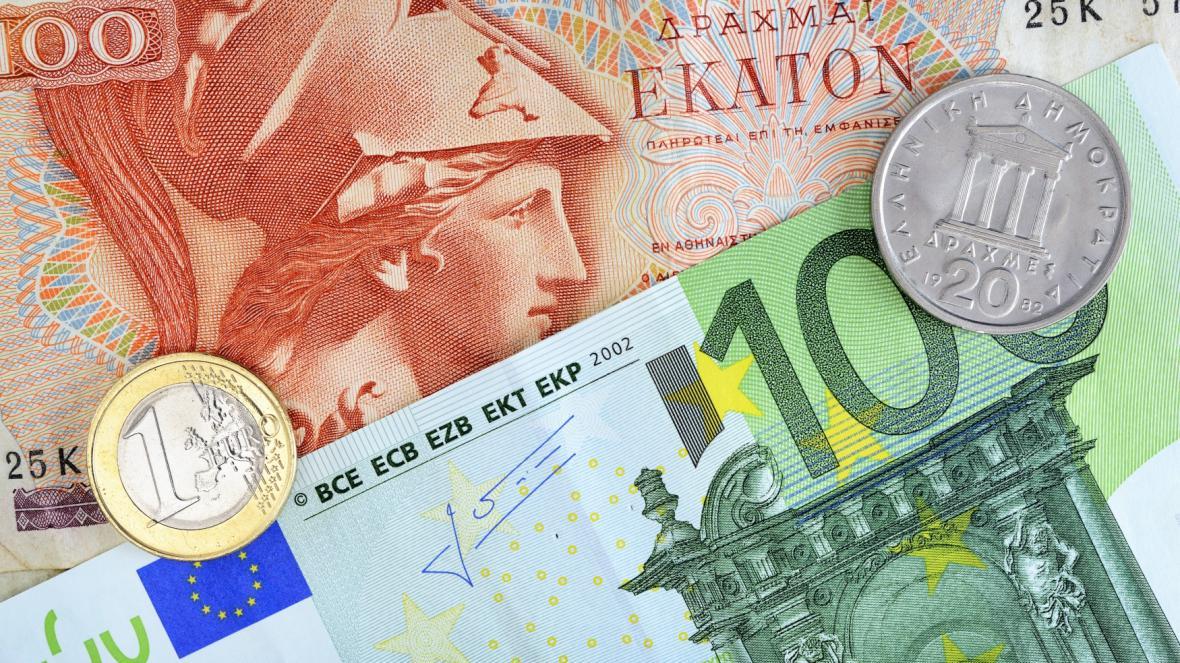 Řecká ekonomika