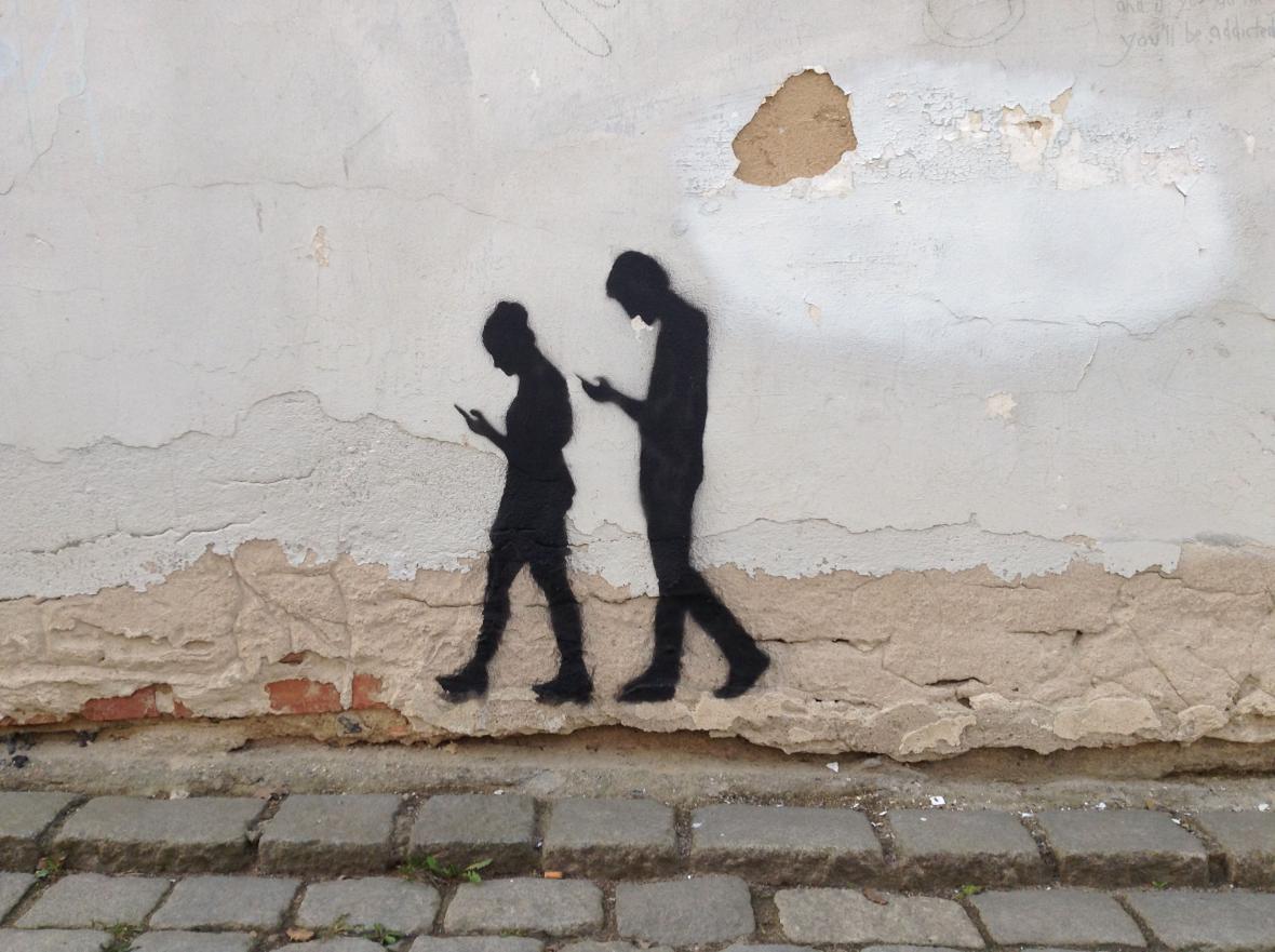 Graffiti Generace Y