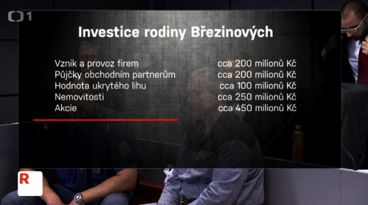 Investice rodiny Březinových