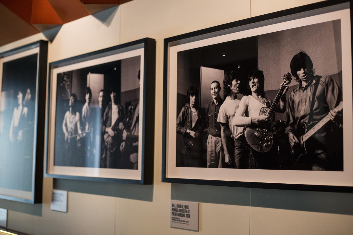 Výstava Exhibitionism