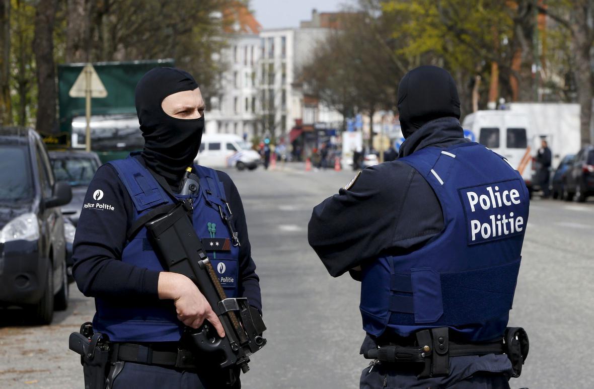 Bruselská policie