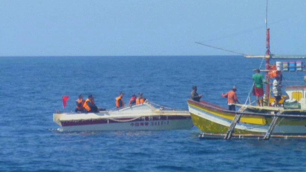 Rybářské spory v Jihočínském moři