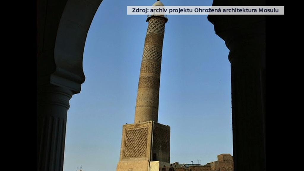 Záchrana mosulských památek