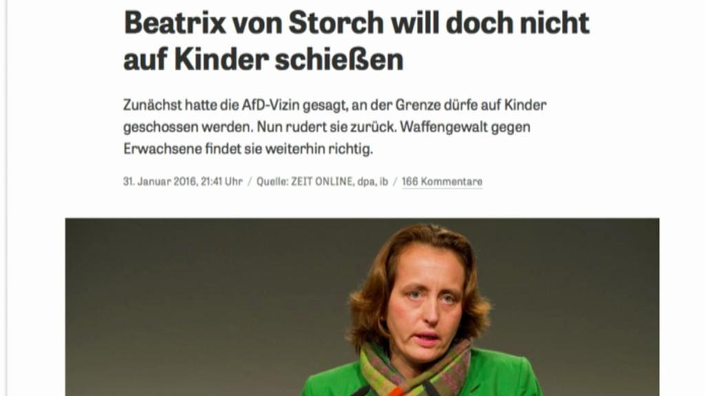 Beatrix von Storchová